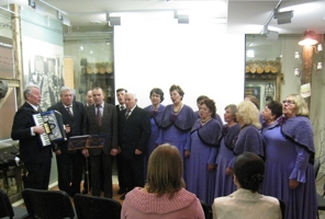 Lithuania_23MarNGO choir performing songs [320x200]