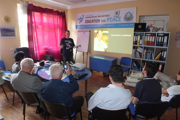 3_Day_of_Peace_training